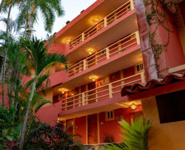 Recámaras Hotel Irma-22